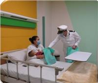 «الداخلية» توزع ملابس العيد على الأطفال المرضى بالمستشفيات| صور