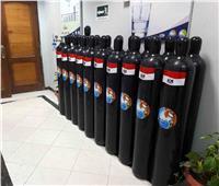 مياه سوهاج: توفير أسطوانات أكسجين للعاملين المصابين بكورونا