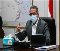 وزارة السياحة والآثار: إجراء قرارات غلق لـ  ٩ منشآت سياحية مخالفة