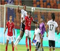 الدوري المصري | «محمد نجيب» يسجل للجونة هدف التعادل في الأهلي | فيديو