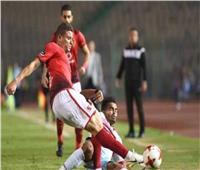 إجهاد «الضامة» وراء خروج سعد سمير من مباراة الأهلي والجونة