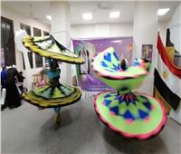 التحطيب وفقرات فنية في قصور ثقافة المنيا   صور
