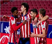 أتلتيكو مدريد في مواجهة إلتشي بالدوري الإسباني