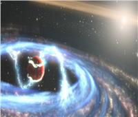 رصد كوكب عملاق «يلتهم» الغاز والغبار | صور