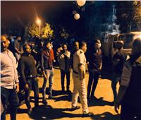 تحرير 784 مخالفة إشغال طريق بالجيزة