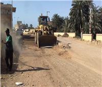 رفع كفاءة مزلقان «بهاريف».. ومشروع محطة مياه «جبل شيشة» في أسوان