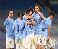 جوارديولا يعلن تشكيل مانشستر سيتي لمواجهة كريستال بالاس