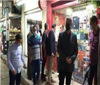 محافظ المنيا يكلف السكرتير العام بالمتابعة الميدانية لتطبيق الإجراءات الاحترازية