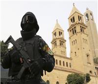 استنفار أمني لتأمين الكنائس بالجيزة قبل عيد القيامة المجيد