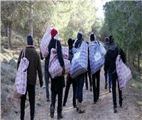وزارة الداخلية في جنوب أفريقيا تطالب بإخلاء مخيمي لجوء في كيب تاون