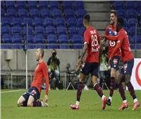 ليل يستعيد صدارة الدوري الفرنسي بالفوز على نيس