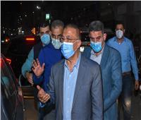 جولة مفاجئة قبل السحور لمحافظ الإسكندرية | فيديو وصور