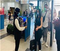 مطار الغردقة يستقبل أولى الرحلات الجوية لشركة Sund Air الألمانية| صور