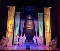 عروض استعراضية في الاحتفالية الثالثة بالمركز الثقافي بطنطا خلال رمضان