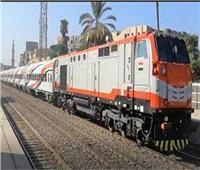حركة القطارات| السكة الحديد تعلن التأخيرات على خط «القاهرة- الإسكندرية» الأحد