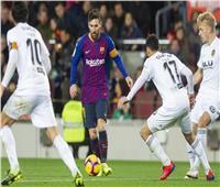 موعد مباراة برشلونة وفالنسيا والقنوات الناقلة
