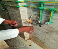 مياه أسيوط: 45 ألف عينة للتأكد من جودة المياه خلال شهر
