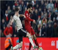 صلاح يقود هجوم ليفربول في كلاسيكو إنجلترا