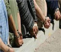 ضبط 7 متهمين بحوزتهم مخدرات.. وتنفيذ 2241 حكمًا قضائيًا بالقليوبية