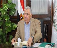 وزير الزراعة يهنئ الأخوة الأقباط بعيد القيامة المجيد