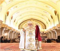في يوم العيد.. كاتدرائية العباسية بدون مهنئين