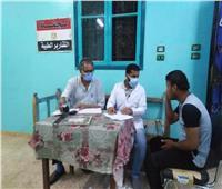 الكشف على2957 مواطن خلال القوافل الطبية المجانية في أسوان
