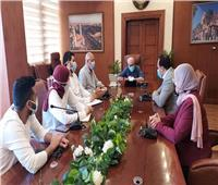 محافظ بورسعيد يشيد بدور جمعية حياة للخدمات الاجتماعية