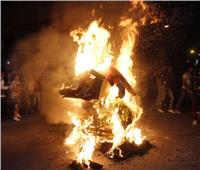 ضبط كميات كبيرة من الإطارات لحرق «اللنبي» في الإسماعيلية