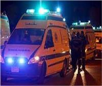 إصابة 5 أشخاص في حادث انقلاب سيارة ملاكي بقرية المحرص بـ«المنيا»