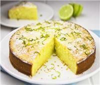 حلويات رمضان| طريقة عمل كيكة الليمون والنعناع