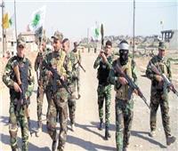 السلطات العراقية تتصدى لمحاولات اقتحام وزارة المالية