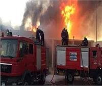 إصابة ٣ أشخاص في حريق منزل بأسيوط