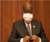 رئيس غانا يلغي الزيادة السنوية لراتبه بسبب جائحة كورونا