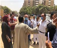 إزالة 11 محلاً من مدينة الأمل بـ«القاهرة»