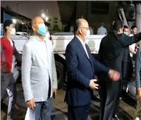 محافظ القاهرة يشن حملة على مقاهي النزهة