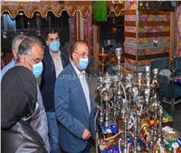محافظ الإسكندرية: إغلاق كافيهات مخالفة بالمعمورة والتحفظ على ٢٦٠ شيشة