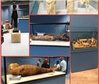 متحف المطار يعرض نموذجًا رائعًا لمجموعة من العمال