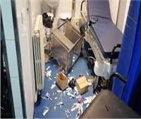 «الداخلية» تكشف تفاصيل تكسير أجهزة مستشفى على يد نجل متوفي بالغربية