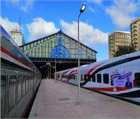 حركة القطارات| 35 دقيقة متوسط التأخيرات على خط «بنها- بورسعيد».. الاثنين