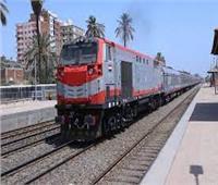 حركة القطارات | ننشر التأخيرات على خط «طنطا- دمياط» الاثنين 3 مايو