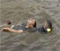 قفز في النيل هربًا من حرارة الجو.. فلقي مصرعه غريقًا