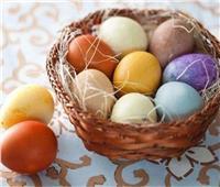 شم النسيم 2021| طرق تلوين البيض بالألوان الطبيعية