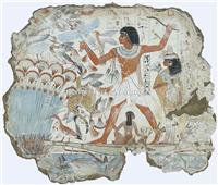 من «شم سم» إلى «شم النسيم» وأسرار الحدائق المرسومة على مقابر الفراعنة
