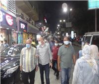 تحرير 162 مخالفة في حملة مكبرة بكورنيش النيل والممشى السياحي بالأقصر