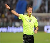 «أورساتو» يدير مباراة تشيلسي وريال مدريد بدوري الأبطال
