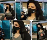 حورية فرغلي تريند جوجل بعد عودتها لمصر