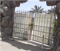 مرور ميداني لغلق الحدائق والمتنزهات بالمنوفية في شم النسيم