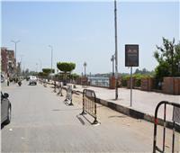 محافظ القليوبية: إغلاق تام لكورنيش النيل وحدائق القناطر والمنتزهات.. صور