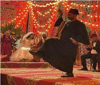 «طليق الست» يرقص في فرح سمية الخشاب ومحمد رمضان