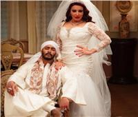 محمد رمضان يتزوج من سمية الخشاب في الحلقة 21 من «موسى»